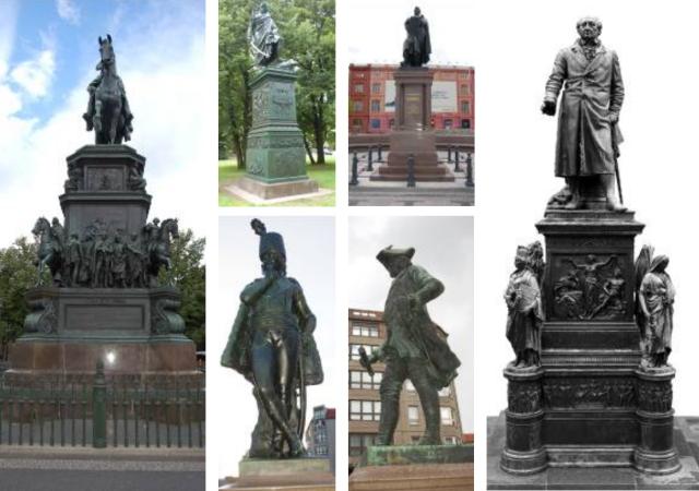 Bronzedenkmäler in Berlin - Pflege und Wartung