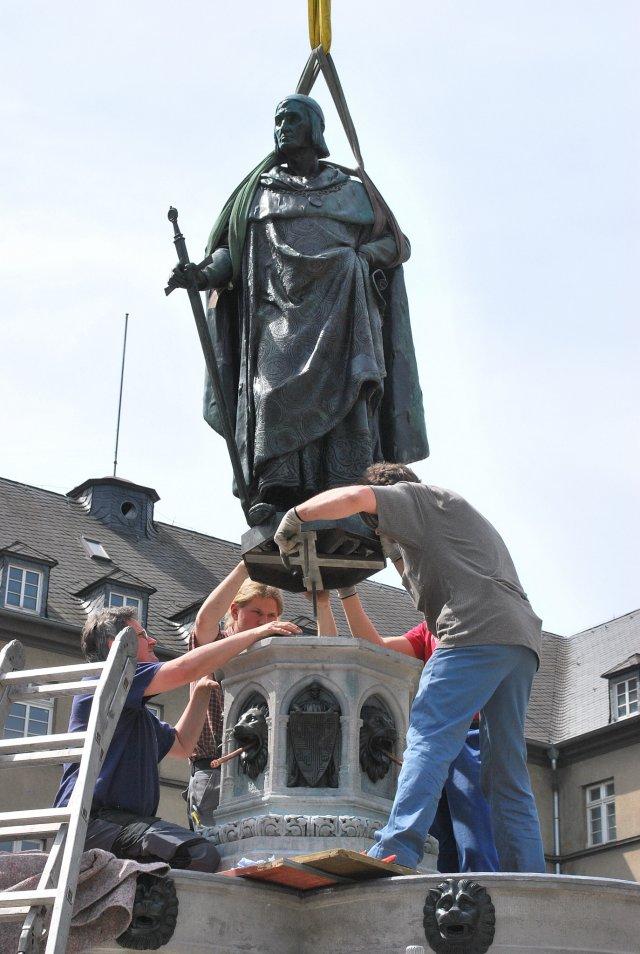 Trier Balduinbrunnen