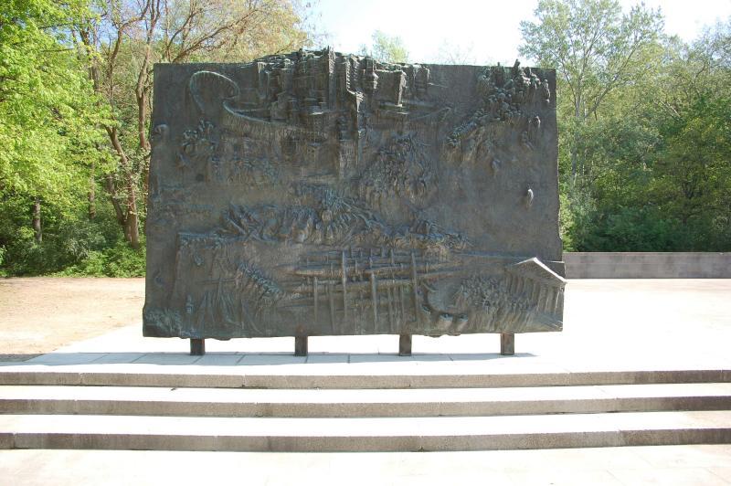 Berliner Denkmal für die Interbrigadisten