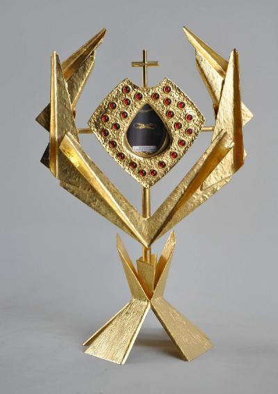 Reliquiar für Hl. Anna Schäffer