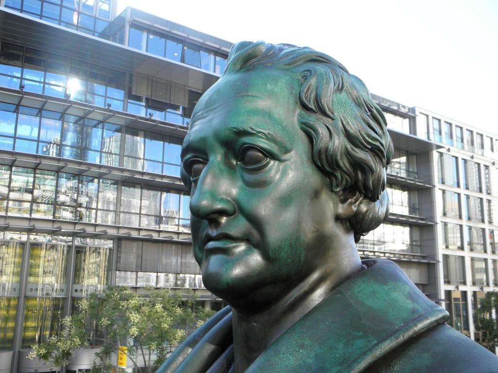 Goethe Portrait